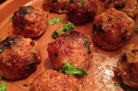 bestest turkey meatballs 4 thanksgiving etc recipe on food52