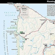 map us national parks maps olympic national park u s national park service