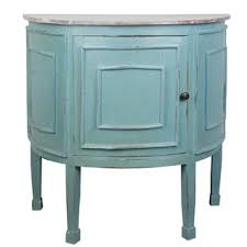 Half Circle Accent Table Half Accent Cabinet Wayfair