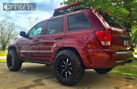 2008 lifted jeep grand 2008 jeep grand moto metal mo970 country leveling kit