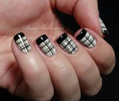 french design nail artdesignnailsart simple french nail art