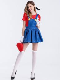 women u0027s mario skirt costume halloween milanoo com