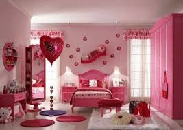 hello kitty bedroom with pink furniture and accessories creating