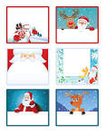 Santa's little gift to you! Free Printable Gift Tags and Labels ...
