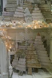 Shabby Chic Christmas Tree by Awesome Shabby Chic Christmas Decorations
