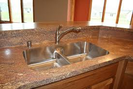 kitchen sink and faucet ideas special kitchen sink design considerations