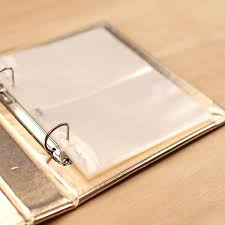 6x8 gold scrapbook album project scrapbooking becky higgins