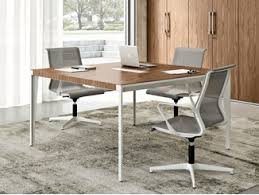 Square Boardroom Table T45 Square Meeting Table T45 Collection By Quadrifoglio
