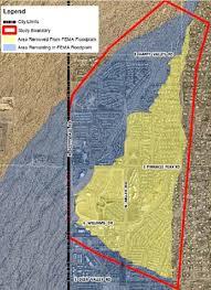 Fema Flood Maps Flood Map Changes Save Scottsdale Residents Money Arizona Daily