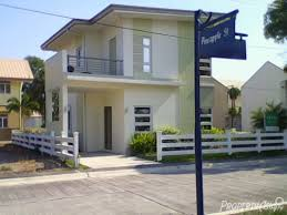 3 bedroom 2 storey house for sale in angeles city philippines for