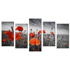 Poppy Home Decor by Popular Orange Poppy Flower Buy Cheap Orange Poppy Flower Lots