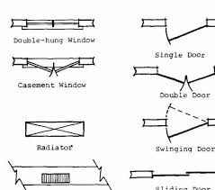 architecture floor plan symbols image of architectural floor plan door symbols glass wall lights