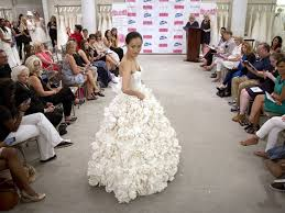 paper wedding dress toilet paper wedding dresses so stunning you d be proud to wear