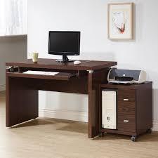 Furniture Unpolished Oak Wood Computer Desk Placed On Light Gray by Glorious Martha Stewart Anderson Furniture Tags Martha Stewart