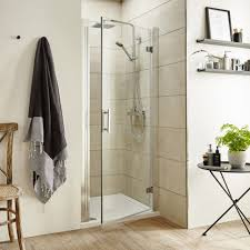 Shower Hinged Door Shower Archaicawful Pivot Shower Doors Images Concept Hinged