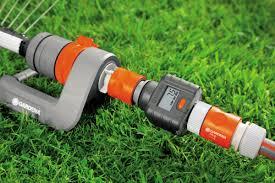 hardware garden hose flow meter garden hose water meter by