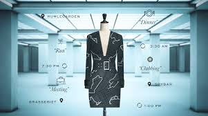 google and h u0026m create personalized u0027coded couture u0027 dress based on