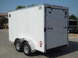 2015 wells cargo ft6122 enclosed trailer wc83912