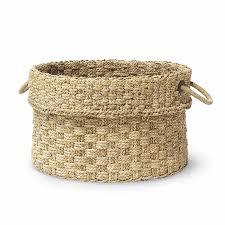 Rattan Baskets by Rattan Wicker Baskets Accessories Palecek