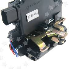 front left door lock mechanism actuator for seat arosa leon toledo