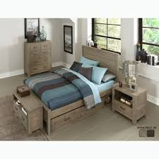 distressed beds for less overstock com
