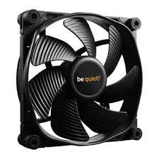 high cfm case fan be quiet 120mm pwm silent wings 3 high pressure speed pc fan ln75462