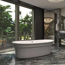 Americh Bathtub Reviews Americh Bl6636t Bliss Freestanding Tub Qualitybath Com