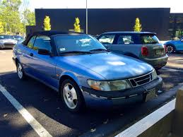 saab convertible black curbside classic 1997 saab 900 se turbo u2013 as good as it gets