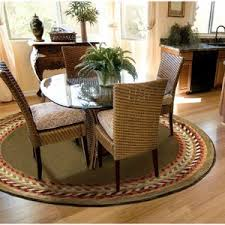 Area Rugs For Under Kitchen Tables 16 Best Round Area Rug Set Images On Pinterest Area Rugs Round
