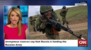 Russian Army Meme - us media s use of anonymous sources becomes a meme addiyar