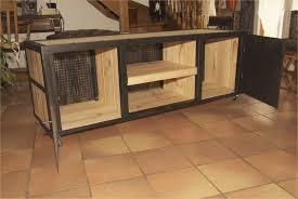 meuble de cuisine en palette meuble cuisine bois naturel beau mervéilléux meuble de cuisine en