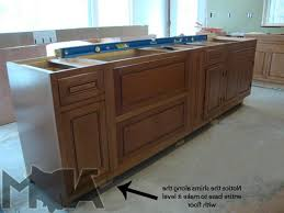 install kitchen island 28 images how to make a diy kitchen