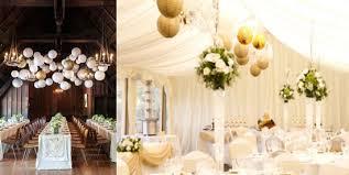 mariage et blanc un mariage en blanc et or lovely day