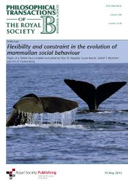 social networks and culture philosophical transactions of the