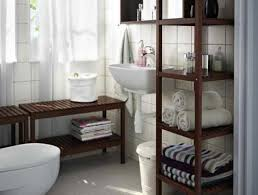 Shelving Units For Bathrooms Bathroom Shelving Units Personalizing Ideas