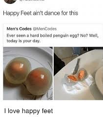 Happy Feet Meme - happy feet ain t dance for this men s codes ever seen a hard