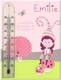 thermometre chambre bébé bebe chambre temperature meilleures idées pour votre maison design