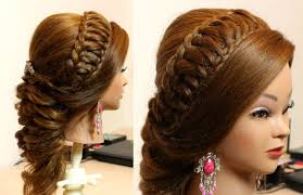 wedding prom hairstyle for long hair makeup videos