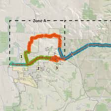 Oregon Zoo Map by Regional Trails And Greenways System Metro