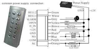 technical data for magnetic door lock wiring diagram gooddy org