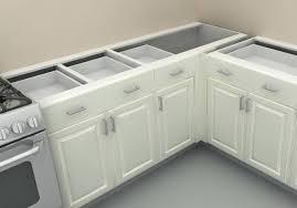 unfinished blind base cabinet blind kitchen cabinet organizer cabinet depth unfinished sink base