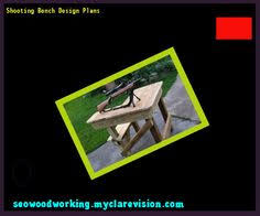 free wooden shooting bench plans 214148 woodworking plans and