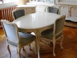 Esszimmergarnitur Esszimmer Garnitur Antik Stil Rokoko Chippendale Tisch 4