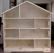 Basic Wood Bookshelf Plans by Simple Wood Doll House Plans Plans Diy Free Download Log Bench
