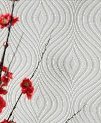 curvy wallpaper blown vinyl wallpaper raised