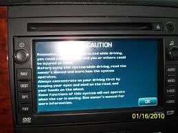 help 07 tahoe navigation upgrade chevrolet forum chevy