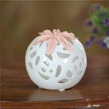 White Home Decor Accessories Online Buy Wholesale Wedding Vase Pottery From China Wedding Vase