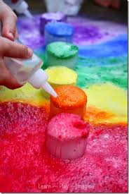 rainbow science experiments for bright happy learning