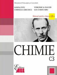 manual chimie c3 clasa a 12 a de la editura all