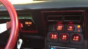 custom c3 corvette dash intellitronix gauges 79 corvette